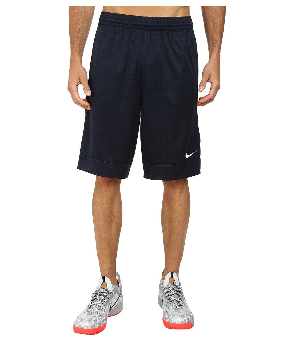 Nike - Fastbreak Short (Obsidian/Obsidian/Obsidian/White) Men's Shorts