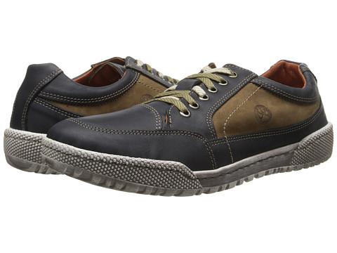 Lobo Solo - Mo (Black Leather) Men's Sandals
