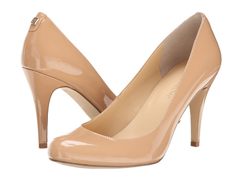 Ivanka Trump - Itamoro3 (Nude/Natural Patent) High Heels