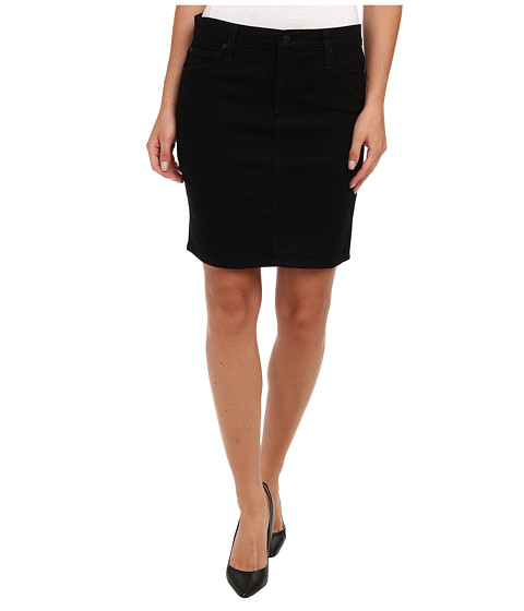 Joe's Jeans - Pencil Skirt in Jett (Jett) Women's Skirt