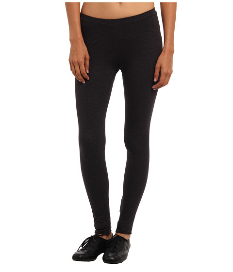 adidas Y-3 by Yohji Yamamoto - Rev Legging (Charcoal Melange) Women's Casual Pants