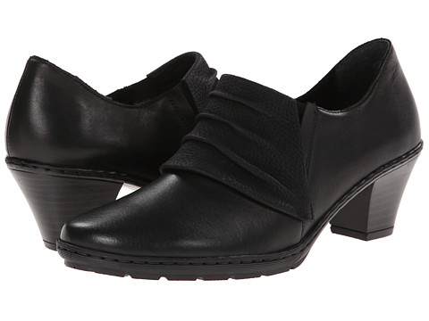 Rieker - 57192 Addison 92 (Schwarz) Women's Shoes
