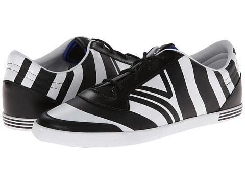 adidas Y-3 by Yohji Yamamoto - Plim II (Graphic/Black/Running White) Women's Shoes