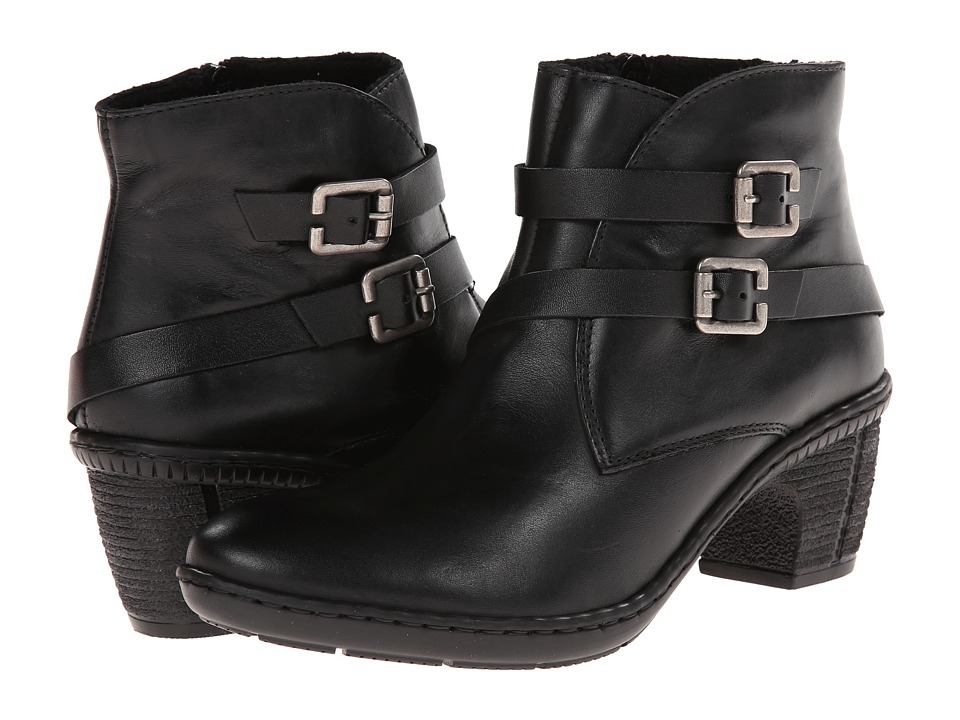 Rieker - 70282 Rebecca 82 (Schwarz) Women's Boots