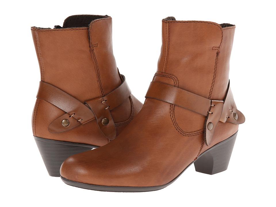 Rieker - 70553 Sarah 53 (Muskat) Women's Boots