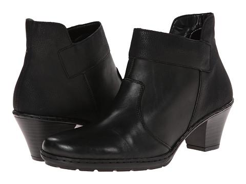 Rieker - 77171 Addison 71 (Schwarz) Women's Boots
