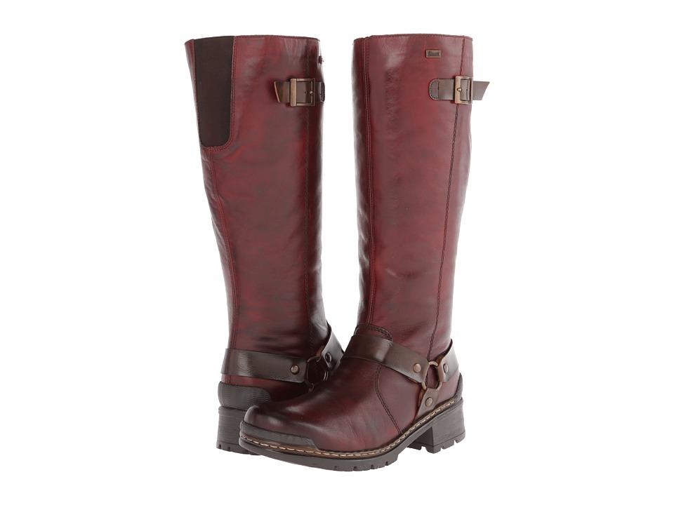 Rieker - 74370 Sybille 70 (Medoc) Women's Boots