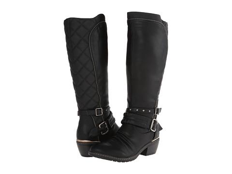 Rieker - 92854 Bernadette 54 (Schwarz) Women's Boots
