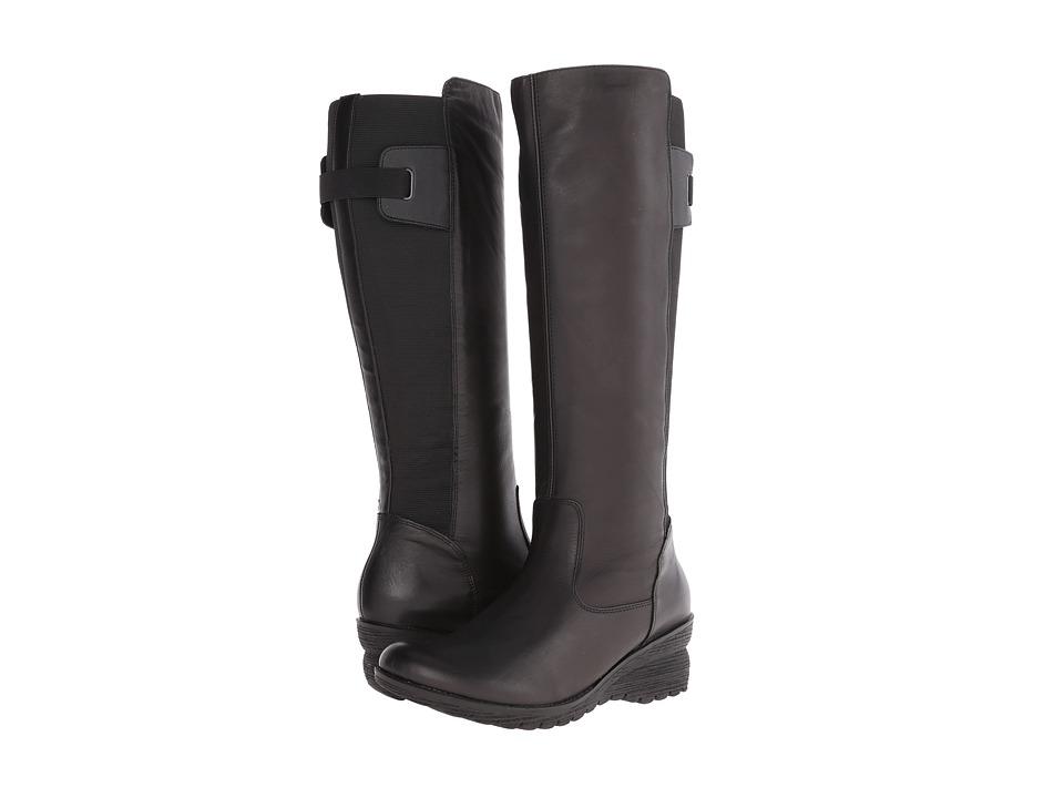 Rieker - D4076 Jennifer 76 (Schwarz) Women's Boots