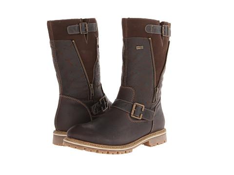 Rieker - D5474 Dhara 74 (Kastanie) Women's Boots