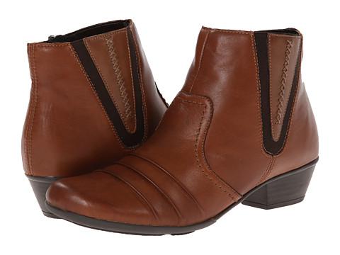 Rieker - D7376 Milla 76 (Muskat) Women's Boots