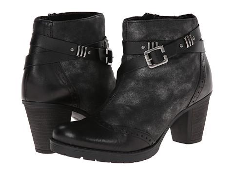 Rieker - R6187 Luna 87 (Schwarz) Women's Boots