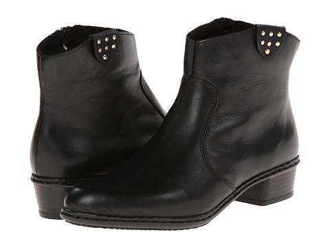 Rieker - Y0763 Fabiola 63 (Schwarz) Women's Boots