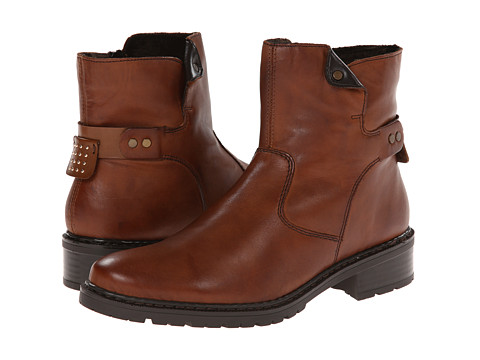 Rieker - Z1950 Jodie 50 (Muskat) Women's Boots