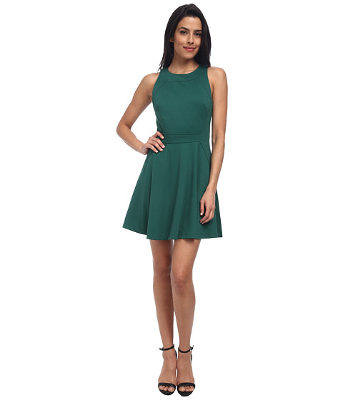 Trina Turk - Melba Dress (Emerald) Women