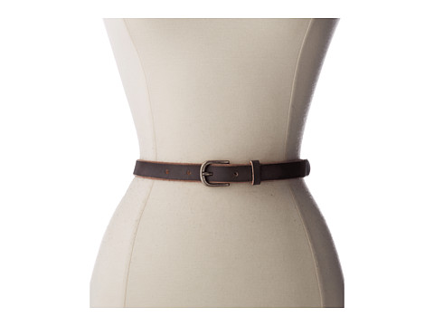 Bill Adler 1981 - Skinny Jelly Bean Belt (Black) Women