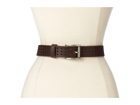 Bill Adler 1981 - Square Perf (Brown) Belts
