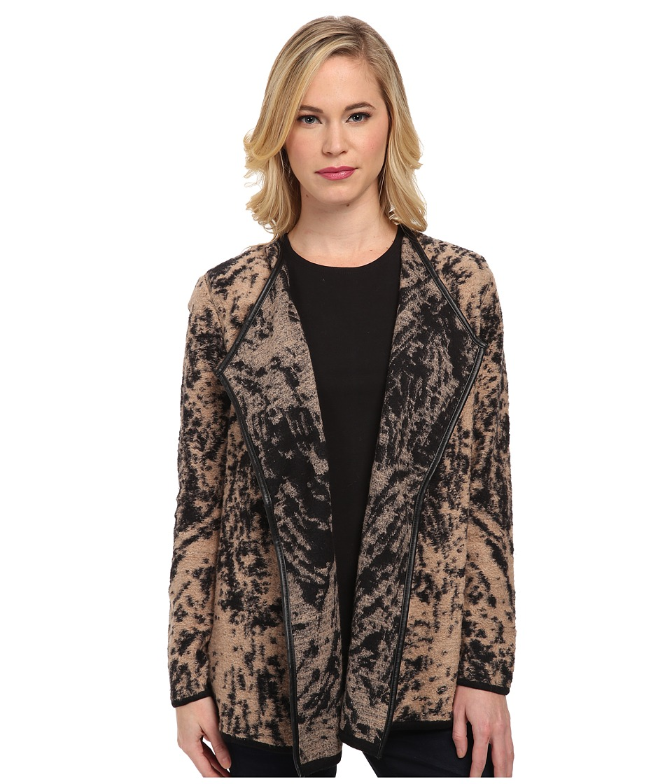 NIC+ZOE - Petite Eclipse Jacket (Ginger Multi) Women's Coat