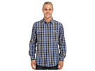 DKNY Jeans L/S Roll Tab Heather Gingham Shirt