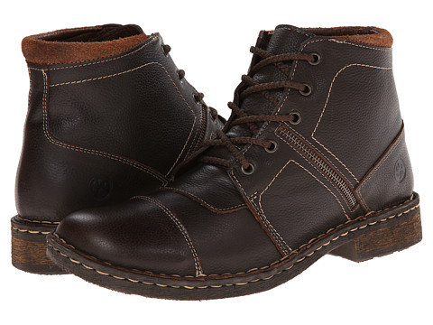 Lobo Solo - Fred (Dark Brown Leather) Men