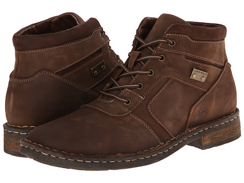 Lobo Solo - Fern (Medium Brown Leather) Men's Lace-up Boots