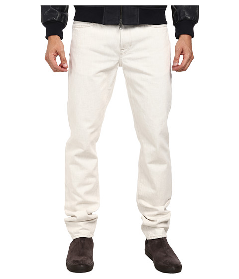 Vince - 212 Slim Fit (Natural Rinse) Men's Casual Pants