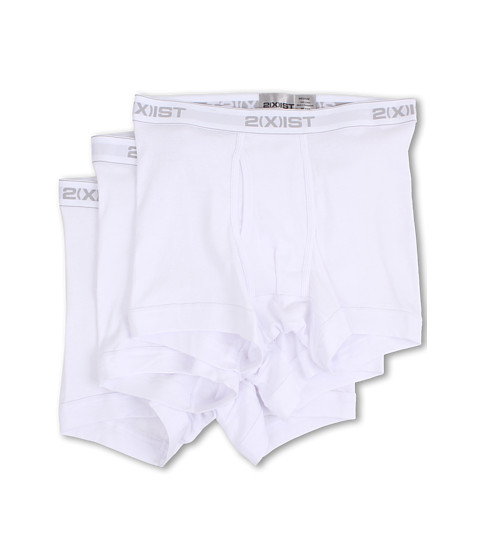 81d8c399e21 ... ESSENTIAL Boxer Briefs (White) Men's Underwear. UPC 603679149416