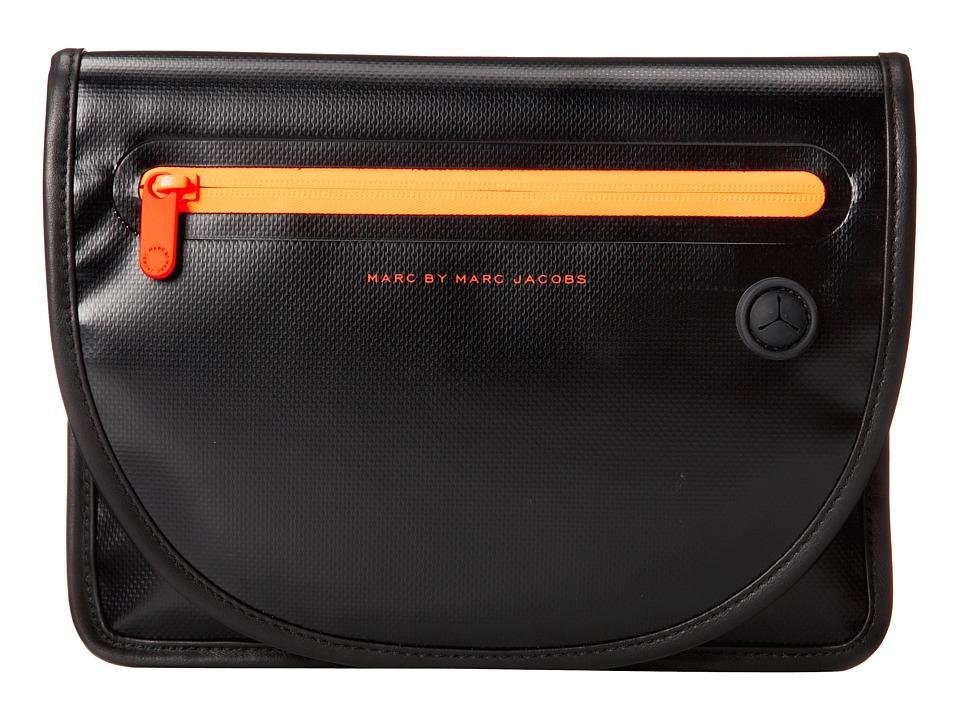 Marc by Marc Jacobs - Luna Tarp Tablet Case (Black) Computer Bags