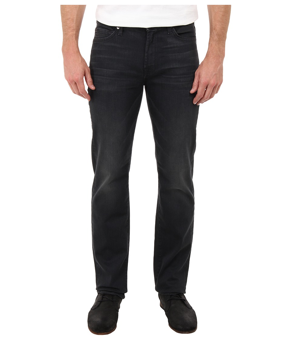 7 For All Mankind - Luxe Performance Slimmy Slim Straight in Washed Sulfur (Washed Sulfur) Men's Jeans