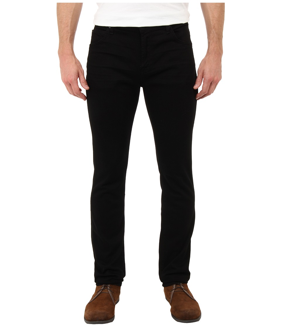 7 For All Mankind - Luxe Performance Paxtyn Skinny in Nightshade Black (Nightshade Black) Men's Jeans