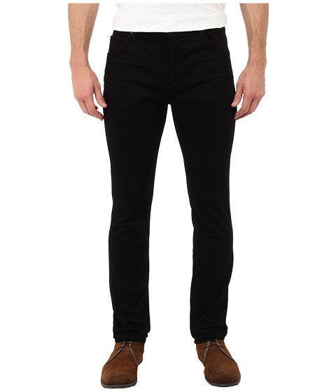 7 For All Mankind - Luxe Performance Paxtyn Skinny in Nightshade Black (Nightshade Black) Men