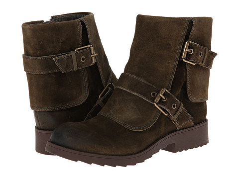 Nine West - Anywho (Green Suede) Women's Boots
