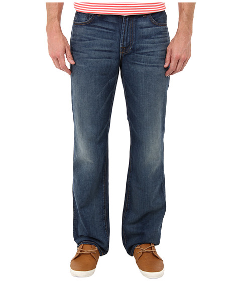 7 For All Mankind - Austyn Relaxed Straight in Heritage Blue (Heritage Blue) Men's Jeans