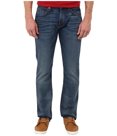 7 For All Mankind - The Straight in Heritage Blue (Heritage Blue) Men's Jeans
