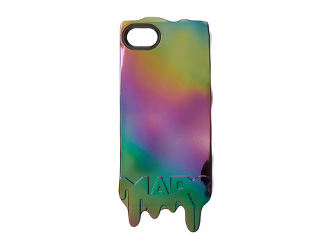 Marc by Marc Jacobs - Melts Phone Case for iPhone 5 and 5s (Metallic Oil Slick) Cell Phone Case