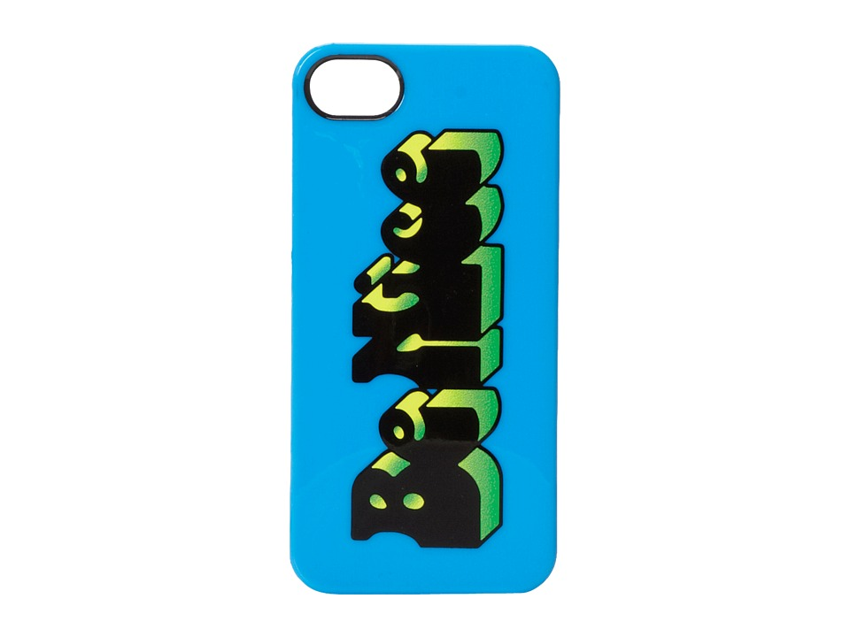 Marc by Marc Jacobs - Fergus Logo Phone Case for Phone 5 (Electric Blue Lemonade) Cell Phone Case