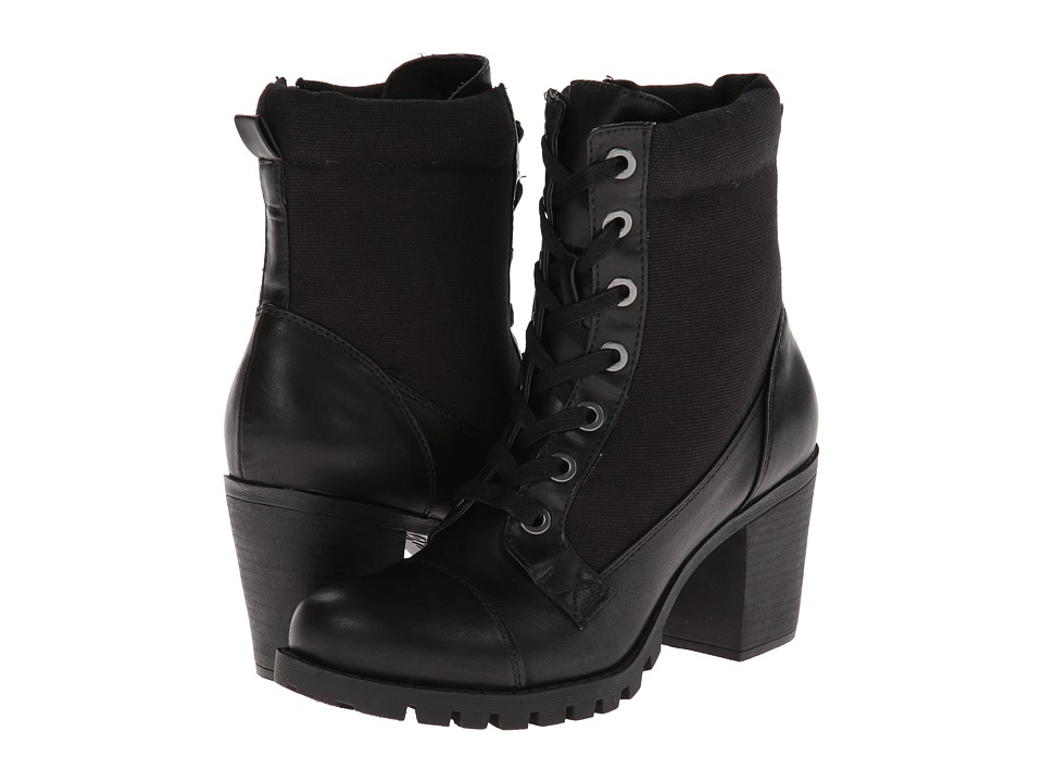 XOXO - Cade (Black) Women's Shoes