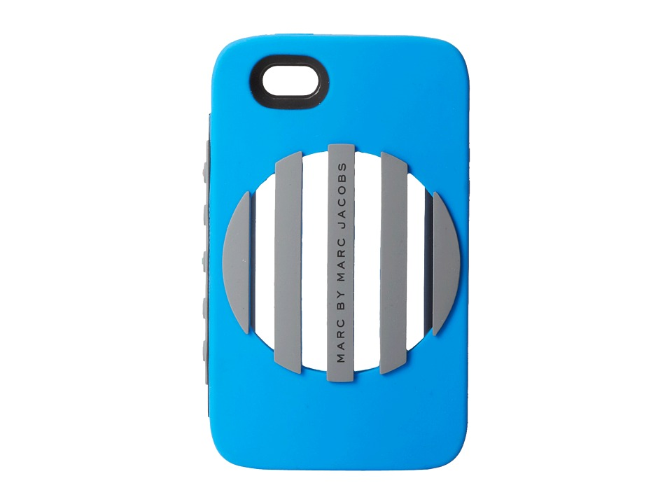Marc by Marc Jacobs - Out Loud Phone Case for Phone 5 (Electric Blue Lemonade) Cell Phone Case