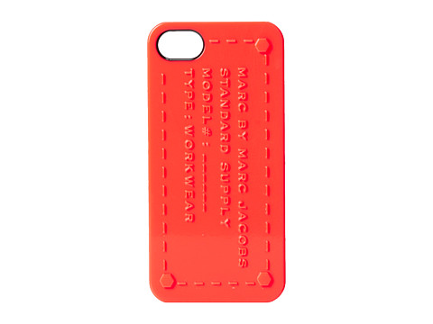 Marc by Marc Jacobs - Standard Supply Iphone 5 Case (Diva Pink) Cell Phone Case