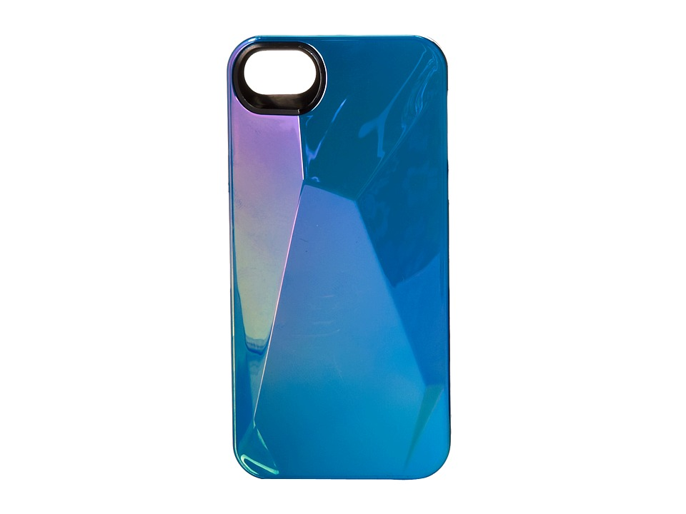 Marc by Marc Jacobs - Faceted Phone Case for Phone 5 (Blue) Cell Phone Case