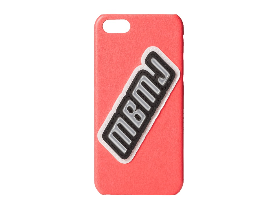 Marc by Marc Jacobs - MBMJ Patch Phone Case for Phone 5 (Diva Pink Multi) Cell Phone Case