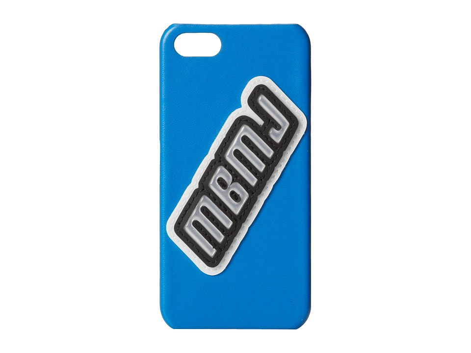 Marc by Marc Jacobs - MBMJ Patch Phone Case for Phone 5 (Electric Blue Lemonade Multi) Cell Phone Case