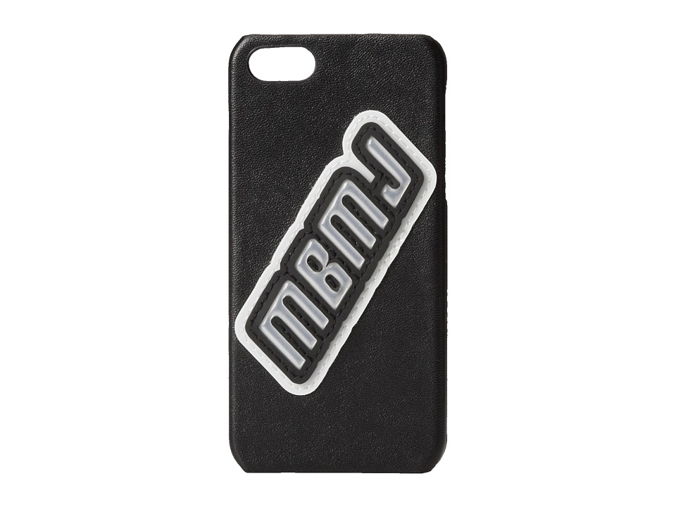 Marc by Marc Jacobs - MBMJ Patch Phone Case for Phone 5 (Black Multi) Cell Phone Case