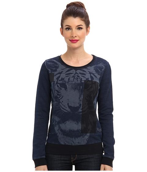 Diesel - F-Dial-A Sweatshirt (Blue) Women