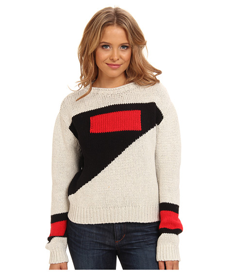 Diesel - M-Este Sweater (Natural) Women's Sweater