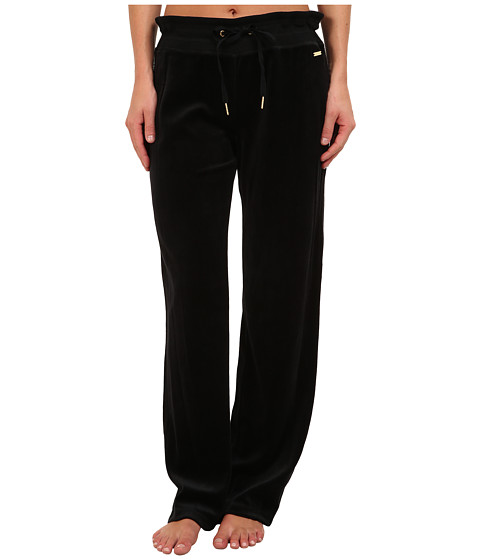 Calvin Klein - Velour Pant (Black) Women