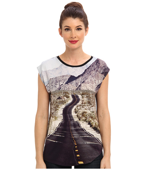 Diesel - T-Ale-P Tee (Black) Women's T Shirt