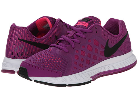 Nike Kids - Zoom Pegasus+ 31 (Little Kid/Big Kid) (Bold Berry/White/Pink Pow/Black) Girls Shoes