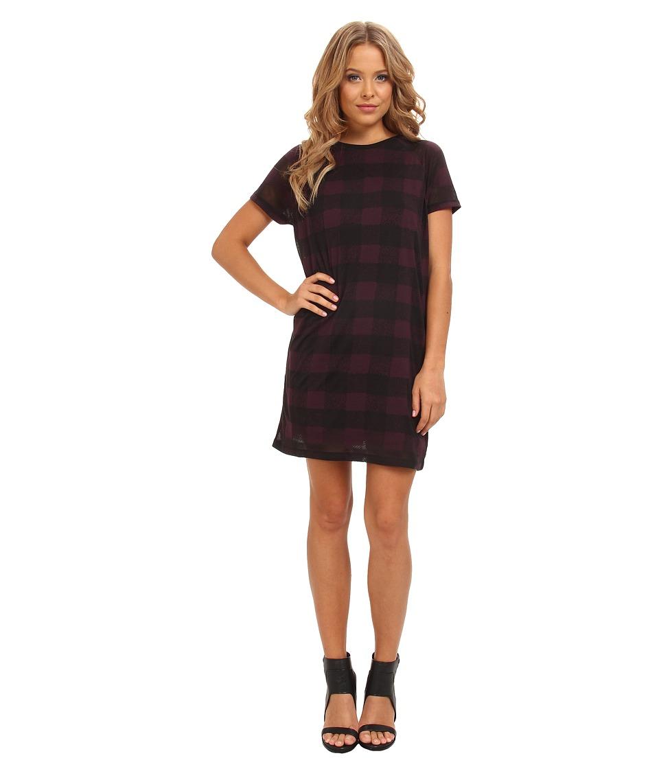 Diesel - D-Censy Dress (Wine) Women's Dress