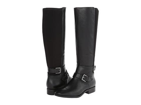 Nine West - Bridge (Black/Black Leather) Women's Boots